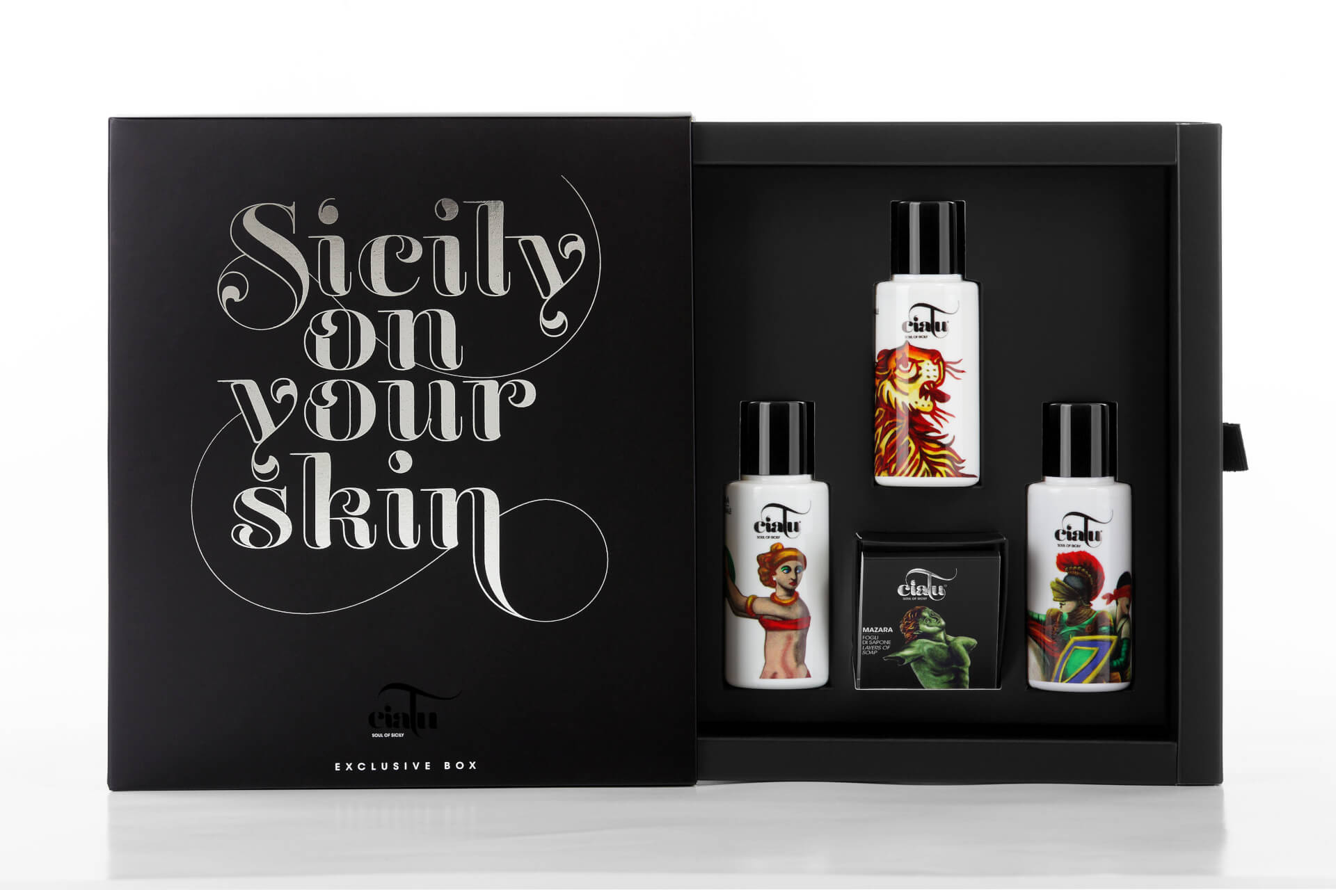 Ciatu | Box Sicily on your skin