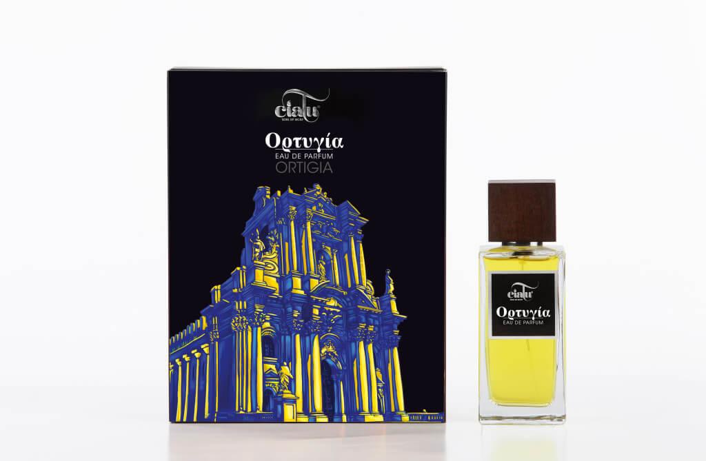 Ciatu | Eau de Parfum Ortiughia